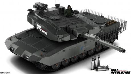 Leopard 2 Revolution Indonesia