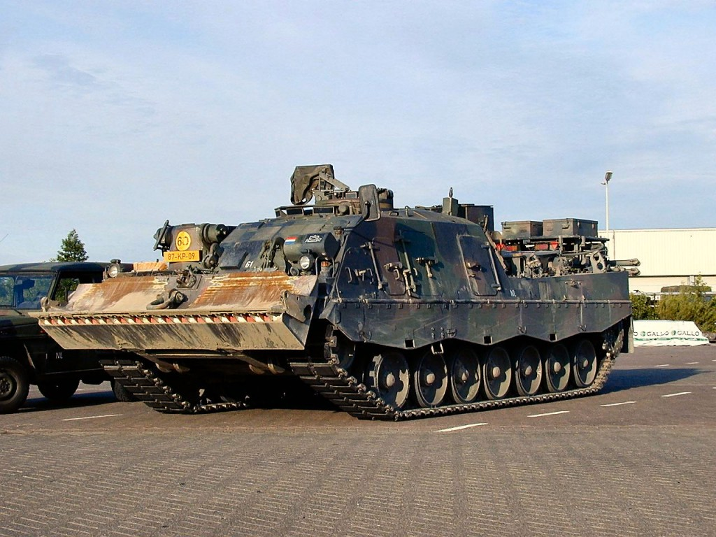 Armored Recovery Vehicle, Leopard 2 ARV Buffel