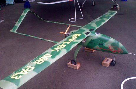 Drone Indonesia UAV Puna Alap-alap