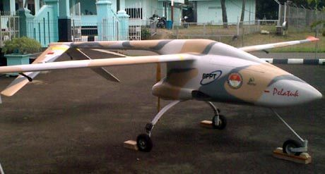Drone Indonesia UAV Puna Pelatuk
