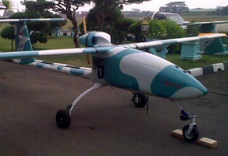 Drone Indonesia UAV Puna Wulung