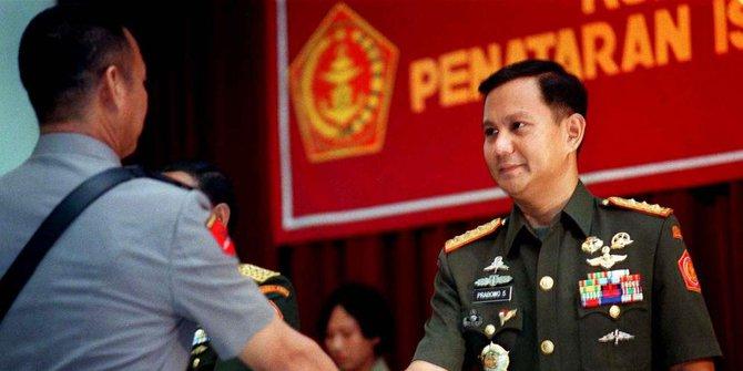 Prabowo Subianto Masih Menjabat