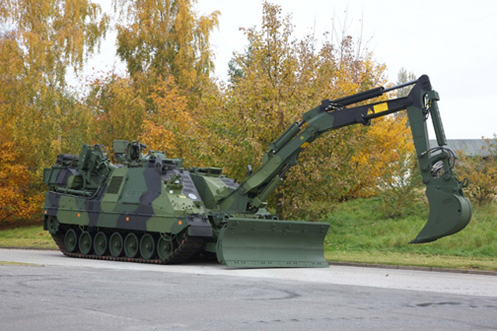 Rheinmetall Kodiak AEV