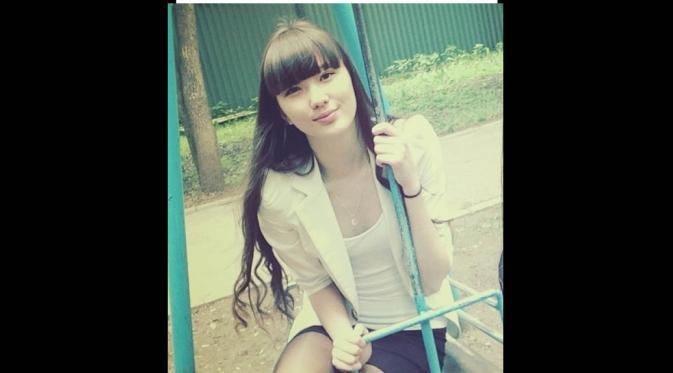 Atlet Voli Cantik Sabina Altynbekova 2