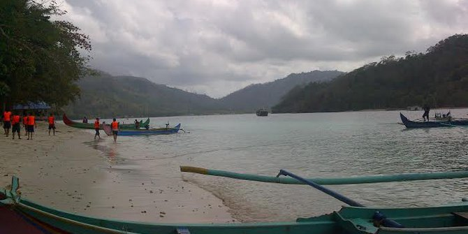 Pulau Kiluan Dijual
