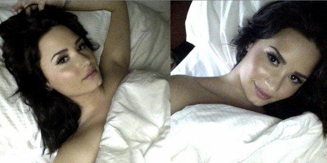 Foto Bugil Demi Lovato