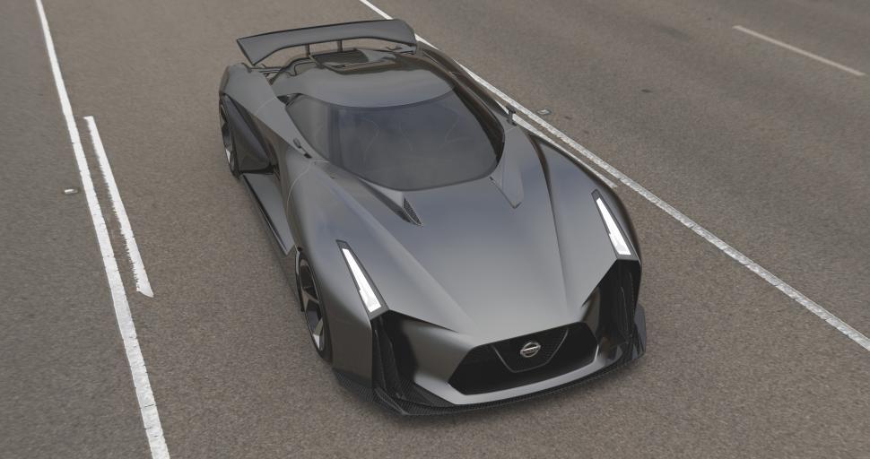 Generasi Terbaru Nissan GT-R, Lebih Futuristik & Berdaya Pacu Sangar