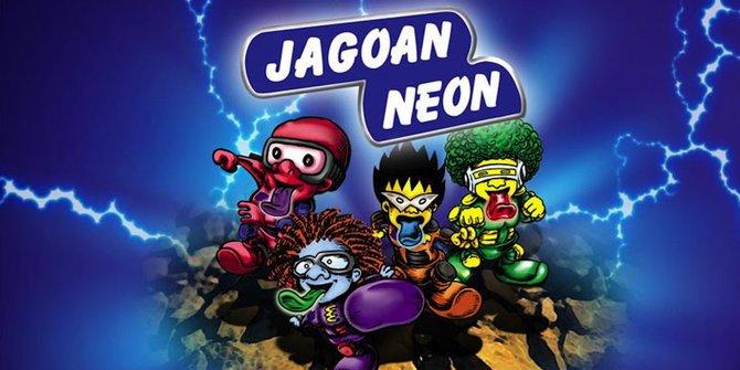 Jajanan Jadul Jaman SD Jagoan Neon