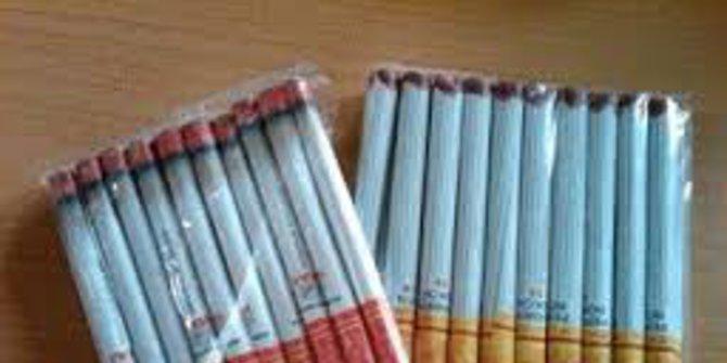 Jajanan Jaman Anak SD Permen Rokok