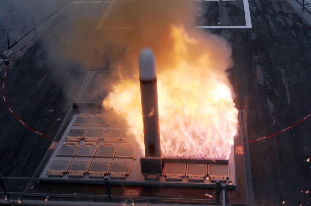 Peluncuran Tomahawk