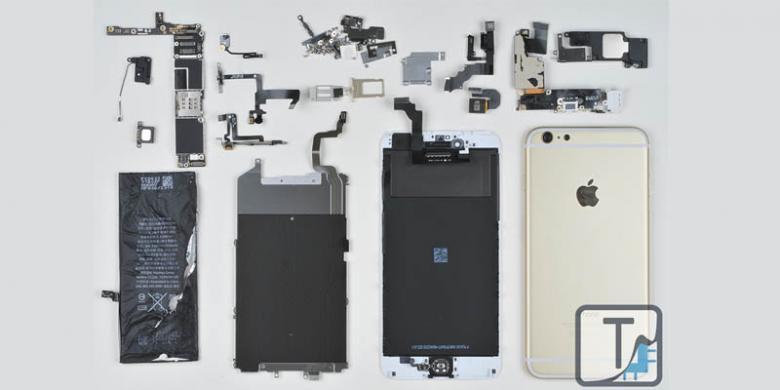 Rahasia Keuntungan Besar iPhone 6