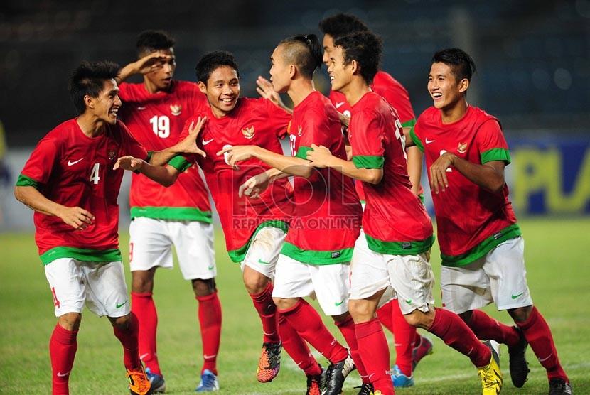 Timnas U-19 Melawan Barcelona B