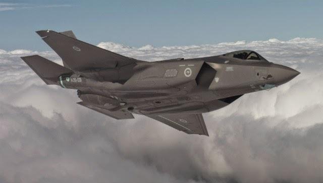 F-35 Australia AU-1 Diserahkan ke RAAF Australia Akhir Tahun 2014