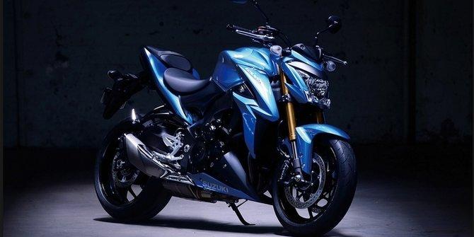 Suzuki GSX-S1000 di Indonesia Motorcycle Show 2014
