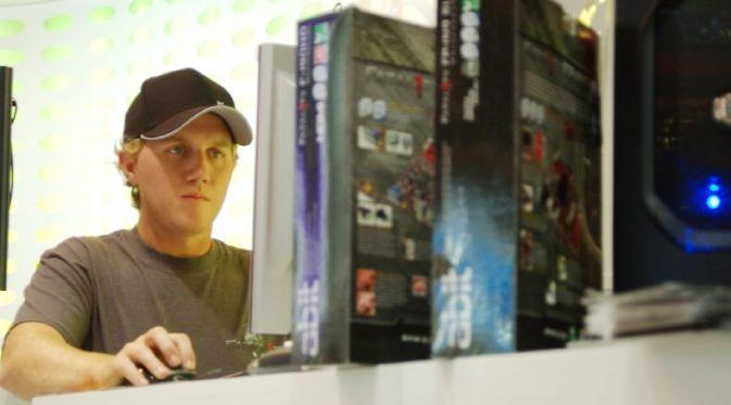 Gamer Tajir Johnathan Fatal1ty Wendel