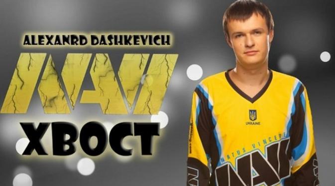 Gamer Tajir Oleksandr XBOCT Dashkevych