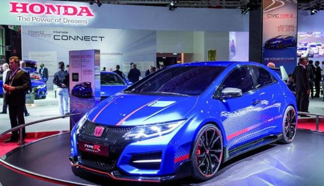 Honda Civic Type-R 2015 - 1