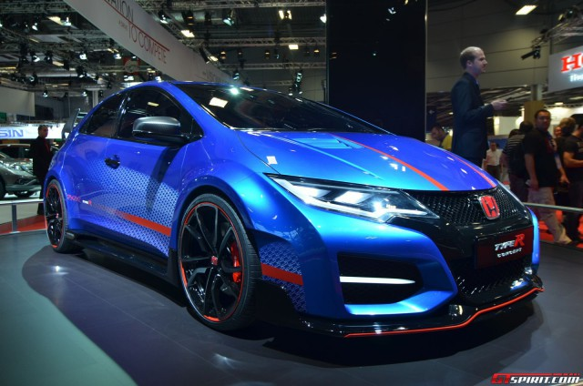 Honda Civic Type-R 2015 - 3
