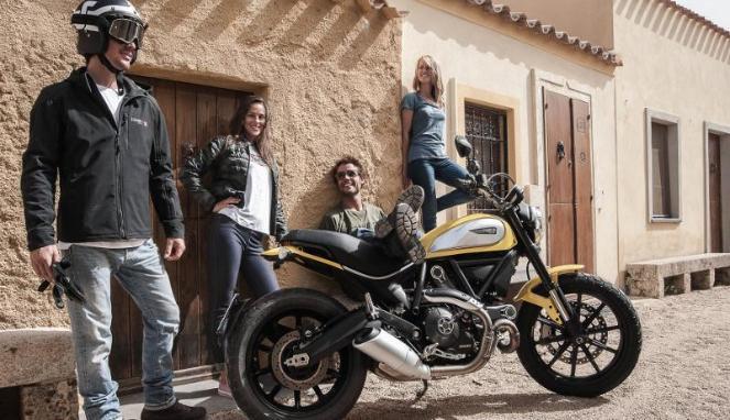 Motor Tercantik 2014 - Ducati Scrambler