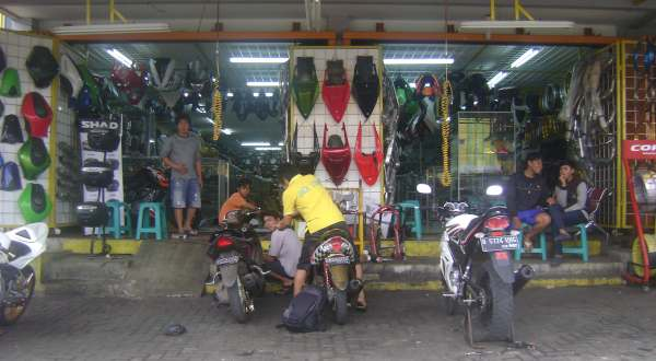 Nama Ciledug - Bengkel Motor di Ciledug
