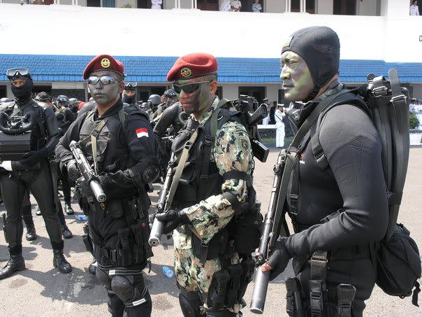 Pasukan Penyelam TNI AL Kopaska