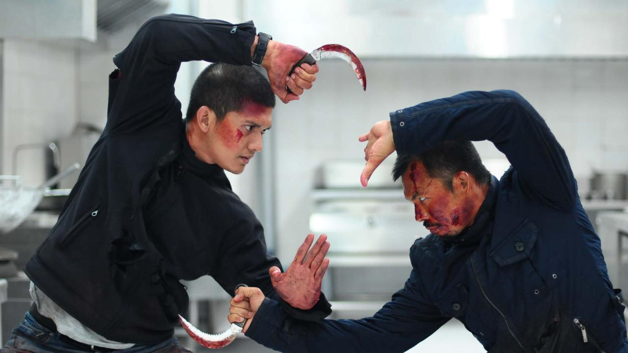 The Raid 2 Berandal Iko Uwais dan Cecep Arif Rahman Bermain di Film Star Wars The Force Awakens