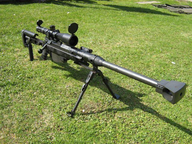 Sniper Hecate II - Sniper Mematikan Di Dunia
