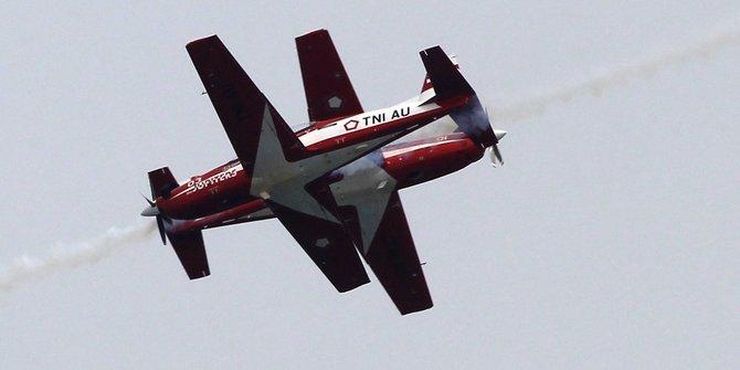 Manuver Yang Sama Saat 2 Pesawat TNI AU Tabrakan di Langkawi Malaysia