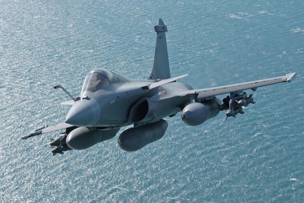Pesawat Tempur Buatan Prancis Dassault Rafale