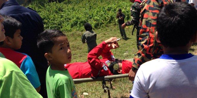 Pilot 2 Pesawat TNI AU yang Bertabrakan