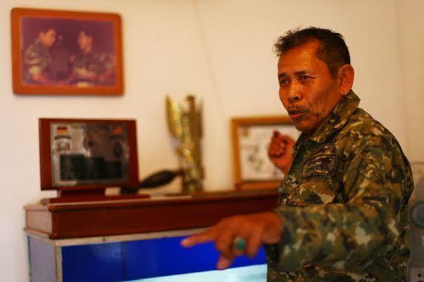 Sniper Terbaik TNI Meninggal Dunia