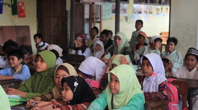 Momen Bulan Ramadan Anak Tahun 90an - Pesantren Kilat
