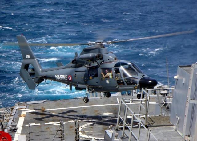 Panther, Helikopter Anti-Kapal Selam TNI AL - 2