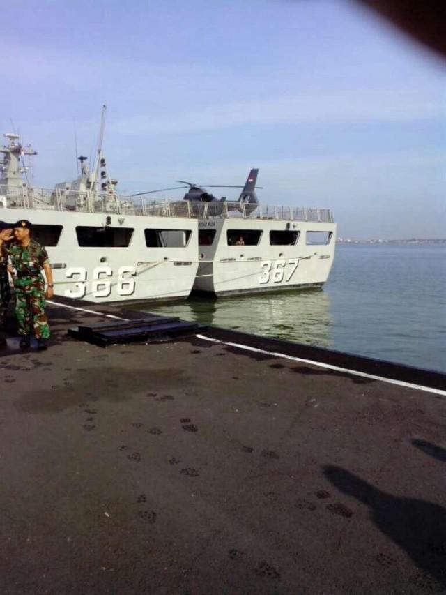 Panther, Helikopter Anti-Kapal Selam TNI AL - 3