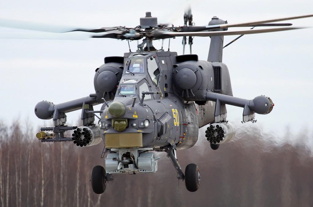 Helikopter Mi-28N
