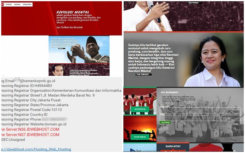 Inilah Tampilan Website Revolusi Mental yang Baru Diluncurkan oleh Kementerian (PMK) - @Kaskus