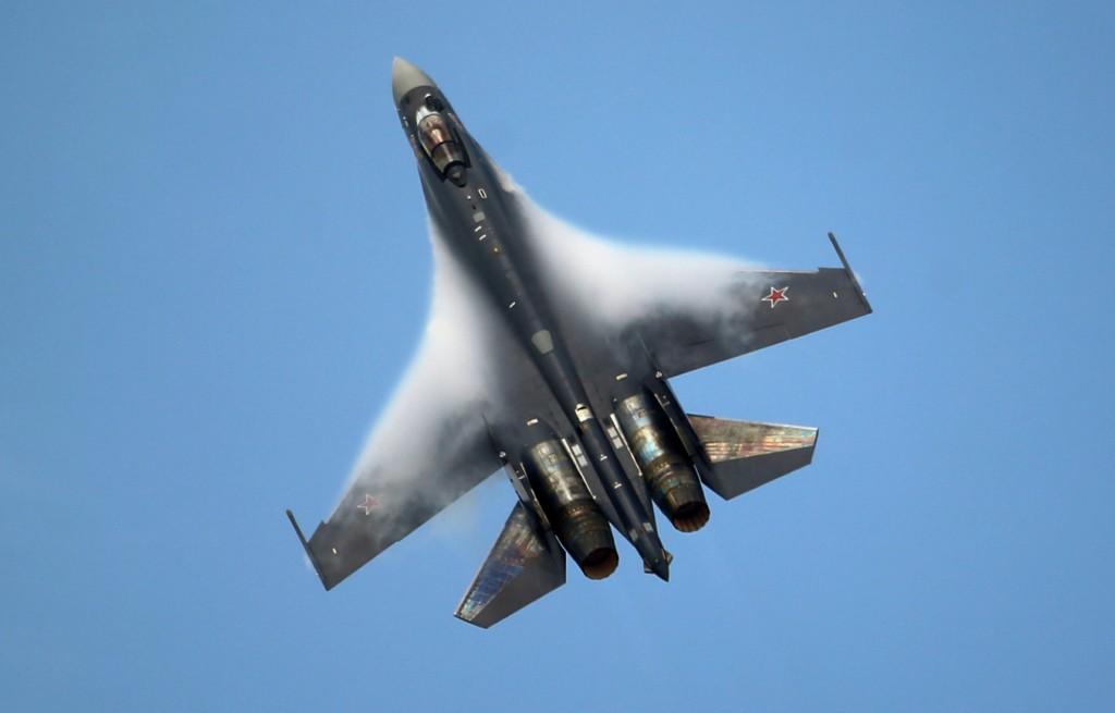 Jet Tempur Rusia, Sukhoi Su-35