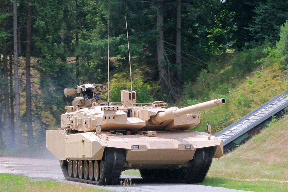 Tank Leopard 2RI Indonesia masih dalam pengetesan