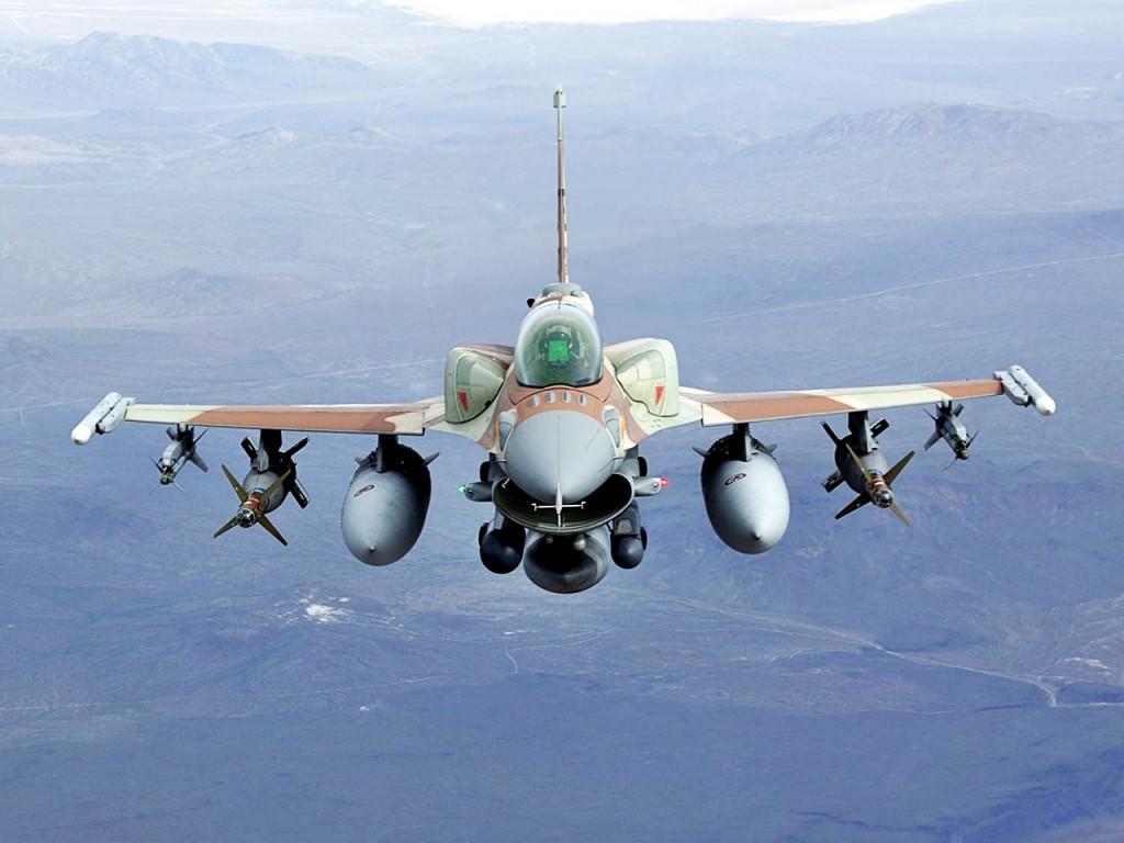 F-16 Blok 60 Israel