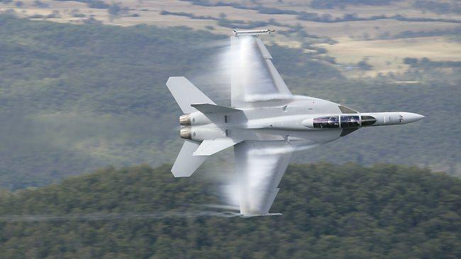 FA-18F Super Hornet Australia