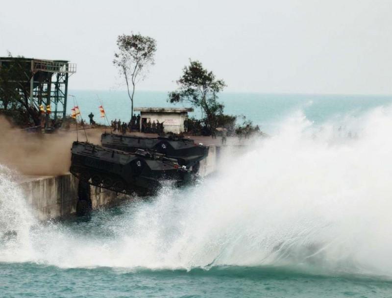Persiapan Alutsista TNI Menjelang HUT TNI 2