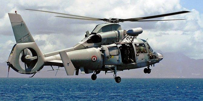 Ilustrasi Helikopter Anti Kapal Selam TNI