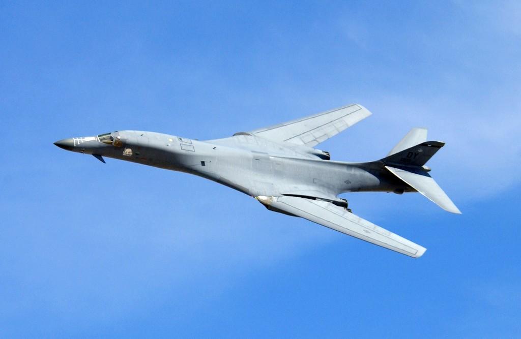 Pesawat Bomber Amerika B-1 Lancer - Wikipedia