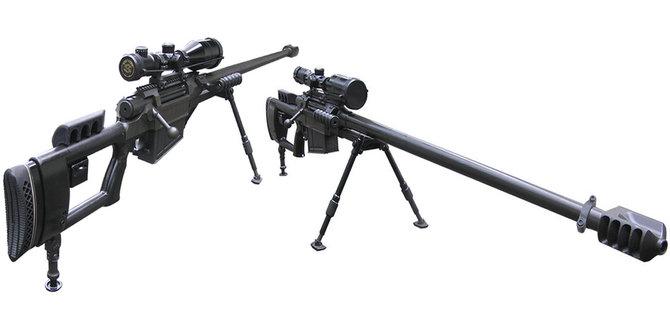 Sniper SPR-2 Pindad