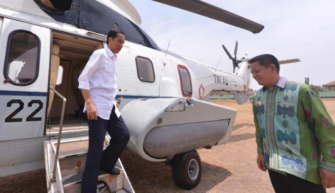 Super Puma - Helikopter Presiden Indonesia
