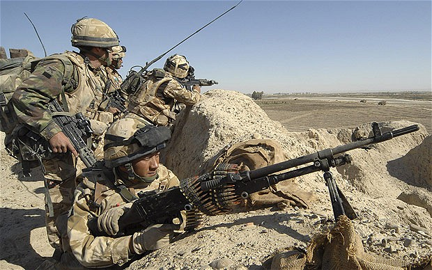 Tentara Inggris Gurkha - Telegraph.co.uk