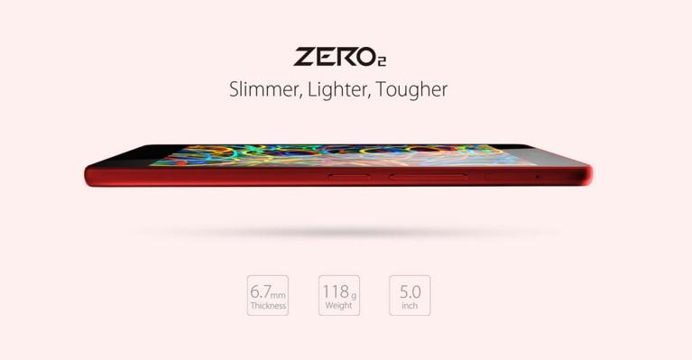 Infinix Zero 2 4G LTE