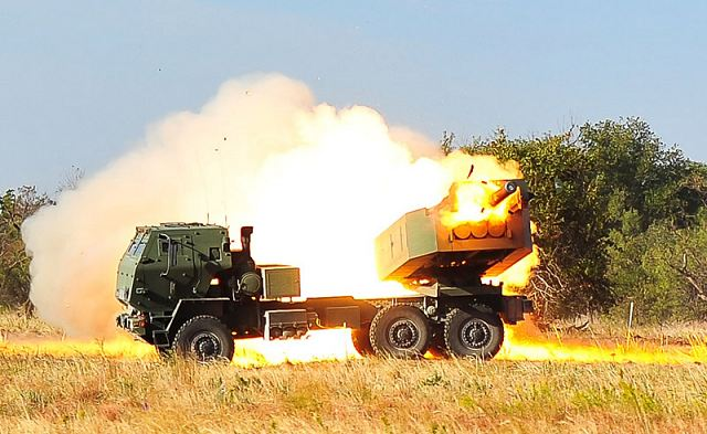 HIMARS High Mobility Artillery Rocket System Singapore Army - ArmyRecognitionDOTcom