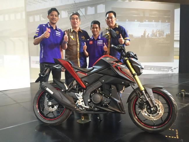 Yamaha Xabre 150 Resmi Meluncur di Bali 1 - MesinBalapDOTcom