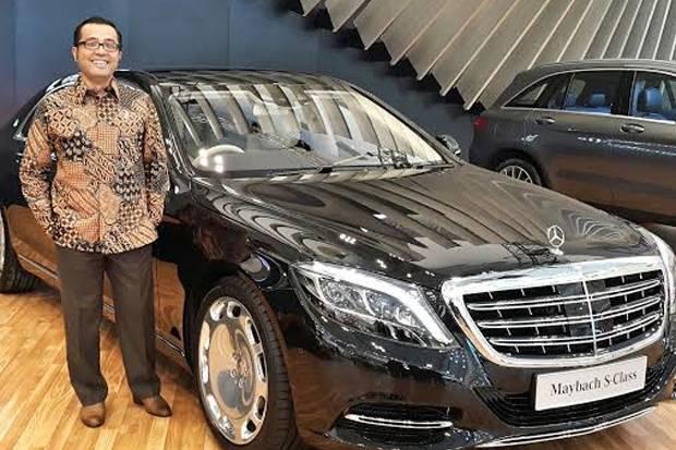 "Deputy Director Baru Mercedes Benz Indonesia, Kariyanto Hardjosoemarto ""Kerry"""